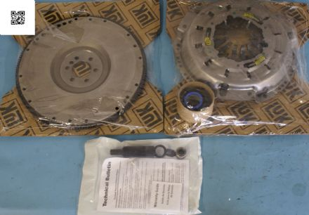 1997-2004 Corvette C5 Clutch Kit, New